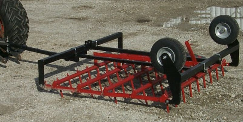 Homemade Garden Tractor Implements http://www.farmstar.com/product/is-pull.html
